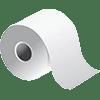 Besparing toiletpapier