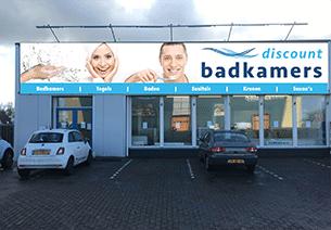 Aankondiging samenwerking Discount Badkamers en Frissebips. - Frissebips