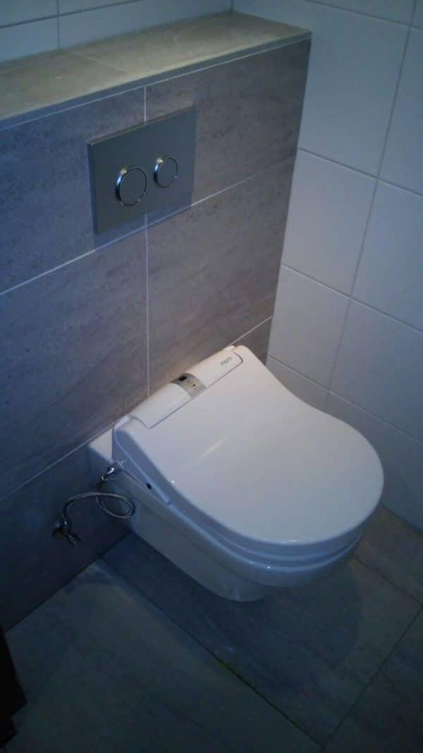 Maro bidet toilet