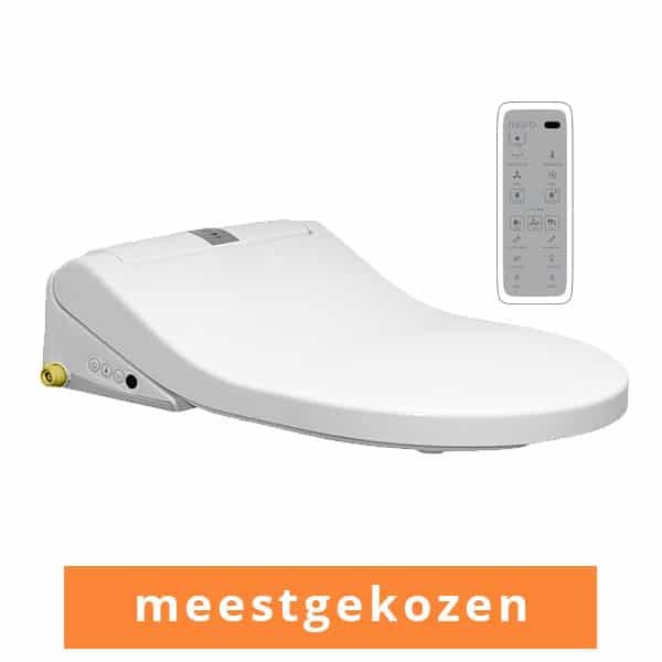 Maro DI600 douchewc met nieuwe afstandsbediening