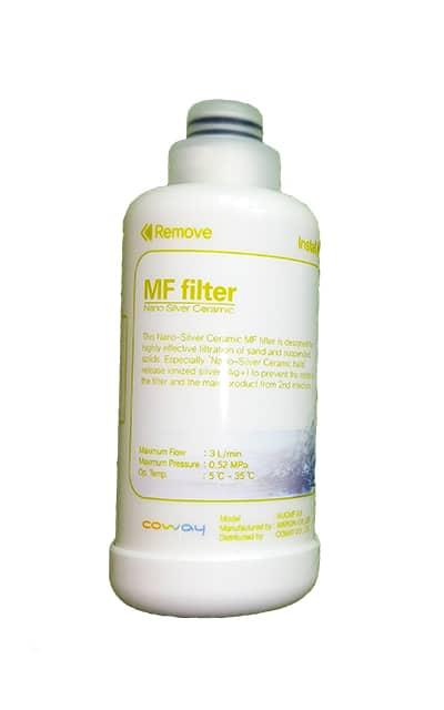 Coway MF Waterfilter Frissebips douchewc bidet