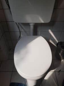 Frissebips douche wc met sproeier FB108
