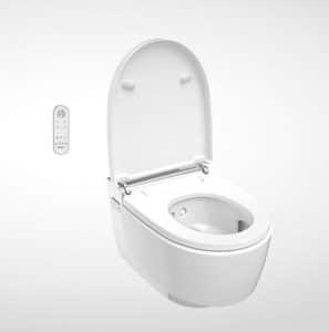 nieuw de geberit aquaclean mera classic douchewc frissebips. Black Bedroom Furniture Sets. Home Design Ideas