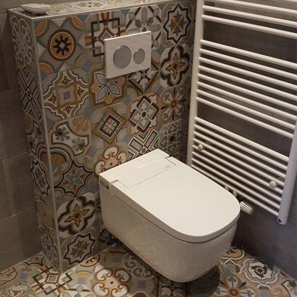 vitra v care essential douchewc set frissebips. Black Bedroom Furniture Sets. Home Design Ideas