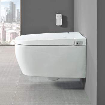 vitra v care comfort douchewc set frissebips. Black Bedroom Furniture Sets. Home Design Ideas