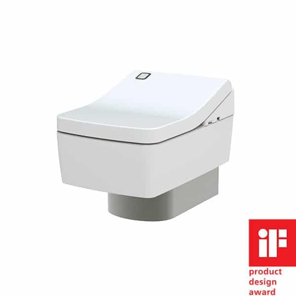 toto washlet sg IF design award