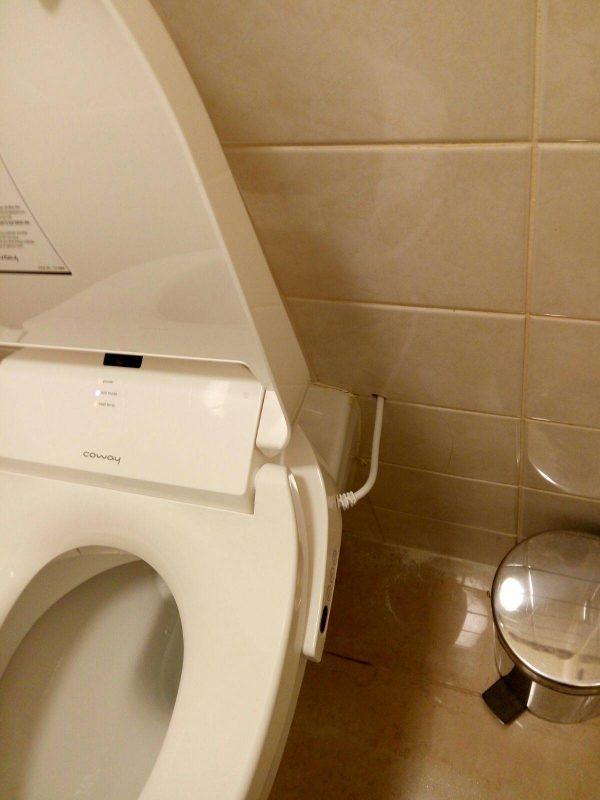 Japanse toilet