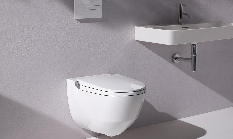 Toilet Met Douche : Binnenkort laufen cleanet riva douchewc frissebips