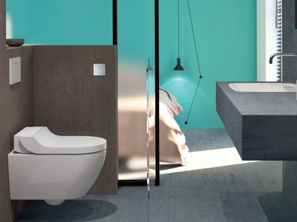 Geberit aquaclean tuma douche wc