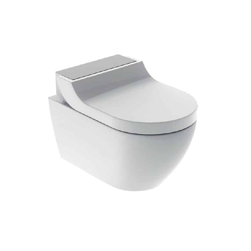 Montage Wc Pot.Geberit Aquaclean Tuma Comfort Set