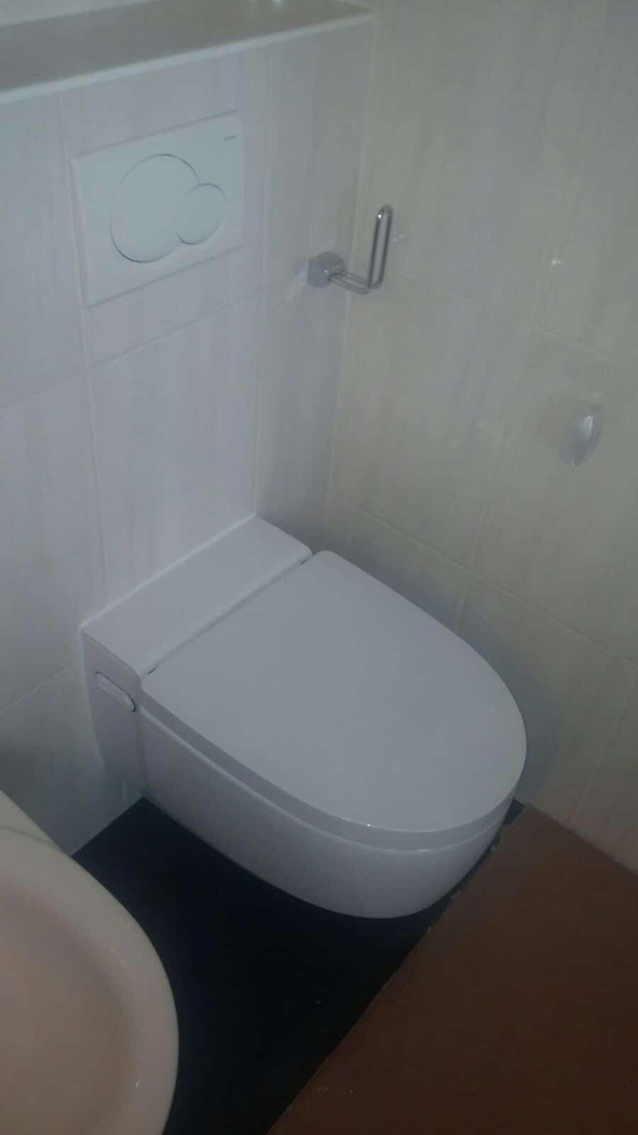 installatie geberit aquaclean mera comfort wit frissebips. Black Bedroom Furniture Sets. Home Design Ideas