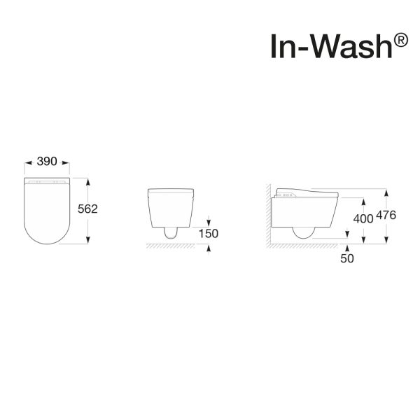 Roca_In_Wash_technische_tekening_montage_installatie_frissebips