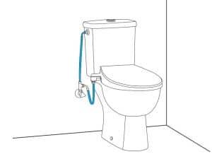 Installatie_Grohe_bidet_staande_toilet_Frissebips